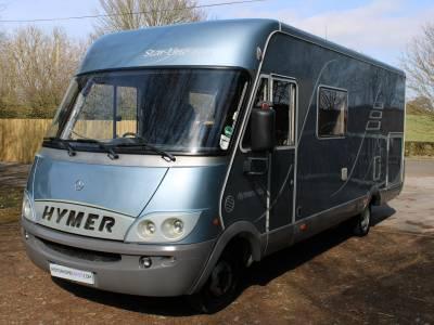 Hymer Starline B660  4 berth A-Class motorhome for sale