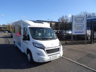 Elddis Accordo 135, 3 Berth Rear Lounge motorhome for sale
