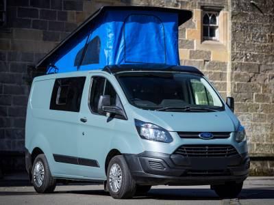 Ford Transit Custom -2015- 4 berth -Campervan (New)Conversion for Sale