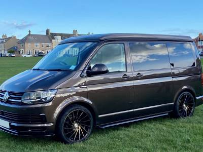 2018 Volkswagen All Seasons Diamond Edition 4 berth campervan