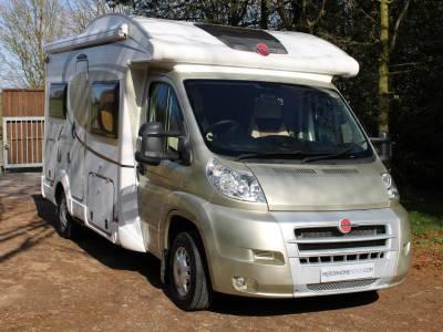 Burstner Ixeo Time IT585 4 berth end kitchen coachbuilt motorhome for sale