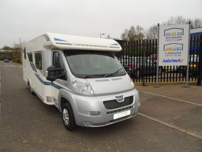 Bailey Approach 745 4 Berth Rear Fixed Bed motorhome for sale