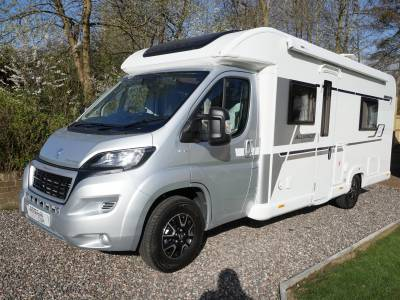 Bailey Alliance SE 76-4T, Low-profile, 4-Berth, 4-Seatbelts, End Washroom, Fixed Single Beds, Motorhome for Sale