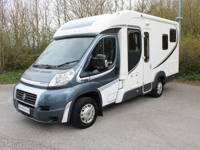 Autotrail Excel 640 3 berth rear fixed bed coachbuilt motorhome for sale