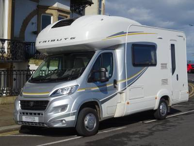 Auto-trail Tribute 620, 5 berth, 2016 Motorhome for sale.