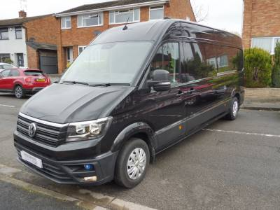 Volkswagen Crafter Automatic 2 berth campervan for sale