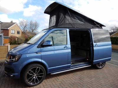 VW High Line T28 TDI Transporter