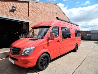 Mercedes Sprinter 313 CDI Campervan