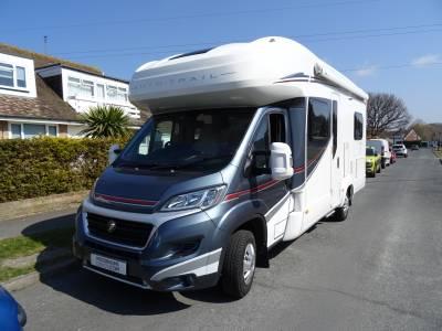Auto-Trail Imala 715 2016 4 Berth Fixed Bed Motorhome for sale