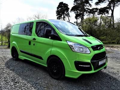 Ford Transit Custom - 2014 - 2  berth -Campervan (New)Conversion for Sale