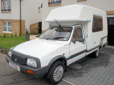 Romahome C15 Hytop, 2-Berth, Compact motorhome for Sale