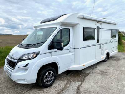 2017 4 Berth Bailey Autograph 75-2 Motorhome For Sale