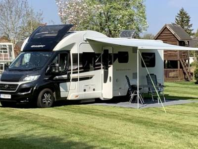 Bessacarr 596 Hi Style 6 Berth Rear Lounge Motorhome For Sale