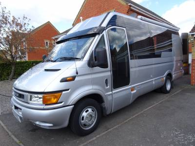 Iveco Daily 2004 2 Berth Van Conversion for sale