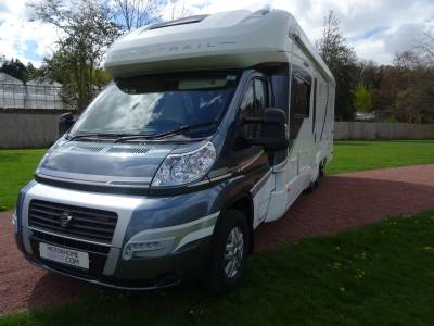 Auto-Trail Chieftain, 2013, 4berth, Automatic, End Bedroom Motorhome for sale.