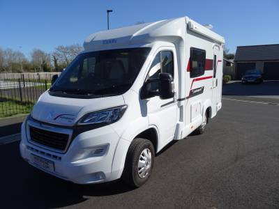 2020 Elddis Autoquest 115 -  2 berth motorhome for sale