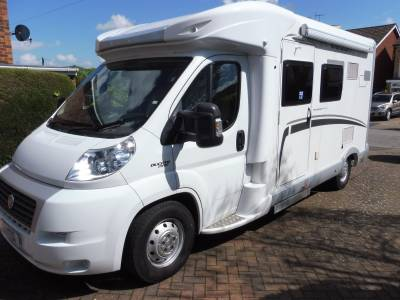 Wheelchair adapted Across Car Freedom 598p4 5 berth motorhome for sale
