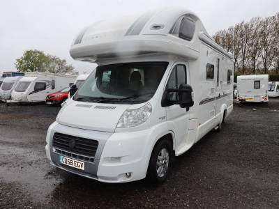 Bessacarr E795 5 Berth 4 Travelling Seat Motorhome For Sale
