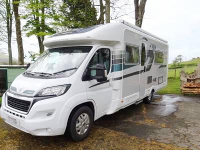 Auto-Sleeper Corinium FB - 2019 - 4 berth Motorhome for Sale