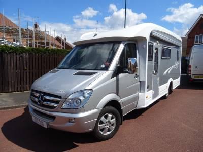 Mercedes IH J500 M Motorhome for Sale