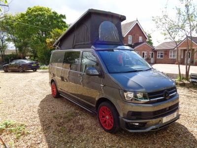 T6 T32 LWB Camper Van