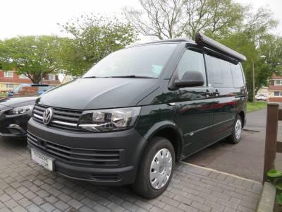 VW Bilbos Celex, 2018, 2 Berth, 4 Travelling Seats