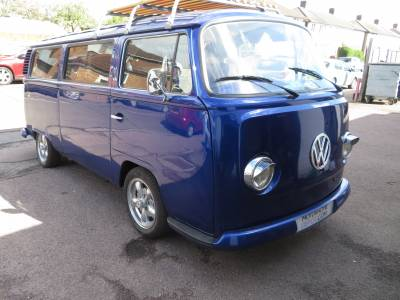 VW T2 Devon Conversion Camper