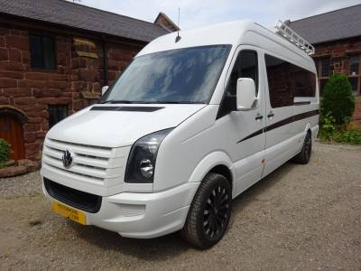 VW Crafter CR35 Tdi 109 LWB
