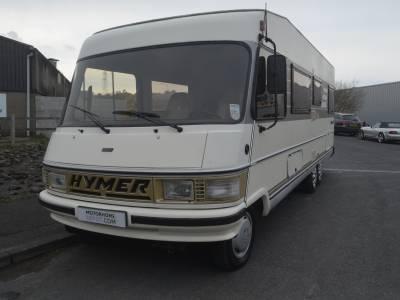 1991 Hymer B694