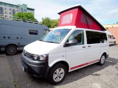 2016 VW Transporter T28 4-Berth, Campervan for Sale
