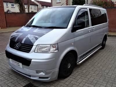 Volkswagen T5 Transporter - 2008 - 2 Berth - Campervan for Sale