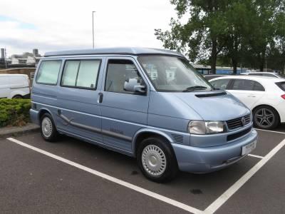 VW Transporter Bilbo Nektar Conversion