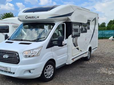 Chausson Welcome 616 - 5 Berth Bunk Bed - 2016 - FOR SALE
