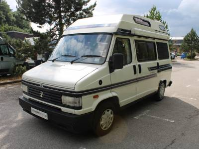 Autosleeper Symphony 2 berth end kitchen campervan for sale