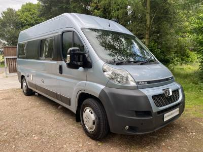 Autocruise Alto 3 berth rear fixed bed campervan motorhome for sale