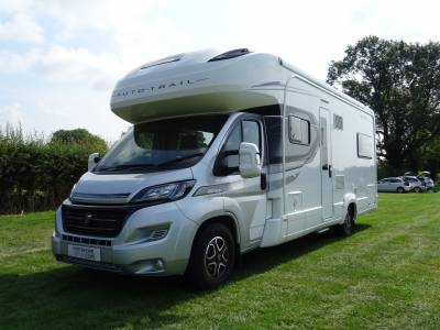 Auto-trail Frontier Scout, 2021, 6 berth, End lounge, Motorhome for sale