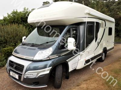 Autotrail Frontier Savannah - 6 berth, 4 belts, Fixed beds, Solar panels, Microwave, Reversing camera, Cab air-con