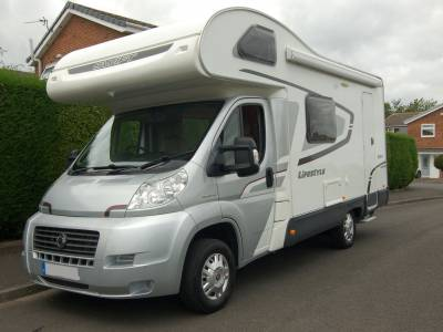 2013 Swift Lifestyle 624 special edition family motorhome