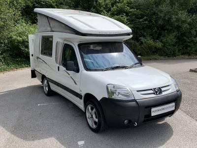 Autosleeper Mezan 2 berth End kitchen campervan motorhome for sale