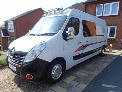 Renault Master Van Conversion