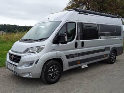 Autocruise Alto   - 2016 - 3 Berth Campervan for Sale