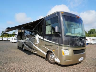 Thor Windsport 32A, 6-Berth, 5-Seatbelts, RV for Sale