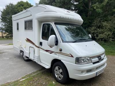Autocruise Starfire 2 berth end kitchen compact coachbuilt motorhome for sale