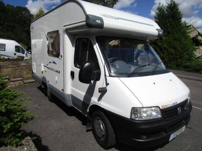 2003 Swift Sundance 530LP
