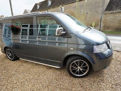 VW T5 Transporter Cambee Conversion