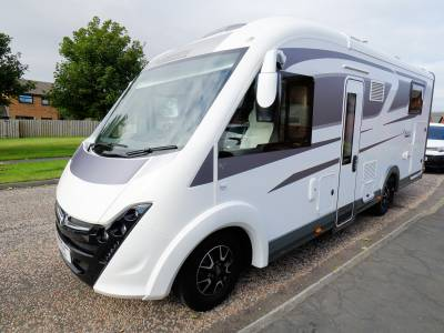 Mobilvetta K-Yacht Tecknoline 79, 4-Berth, 4-Seatbelts, End Island Bed, Overcab Double Bed, A-Class Motorhome for sale