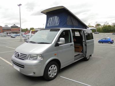 VW T5 Denby Campervan