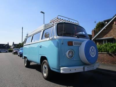 Volkswagen Devon Bay Window