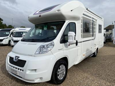 Autosleeper cotswold 4 berth Rear fixed bed motorhome for sale