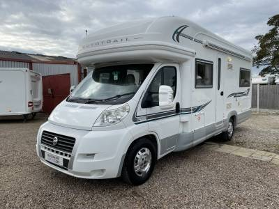Auto-trail Cheyenne 660SE 4 berth Rear Fixed bed motorhome for sale